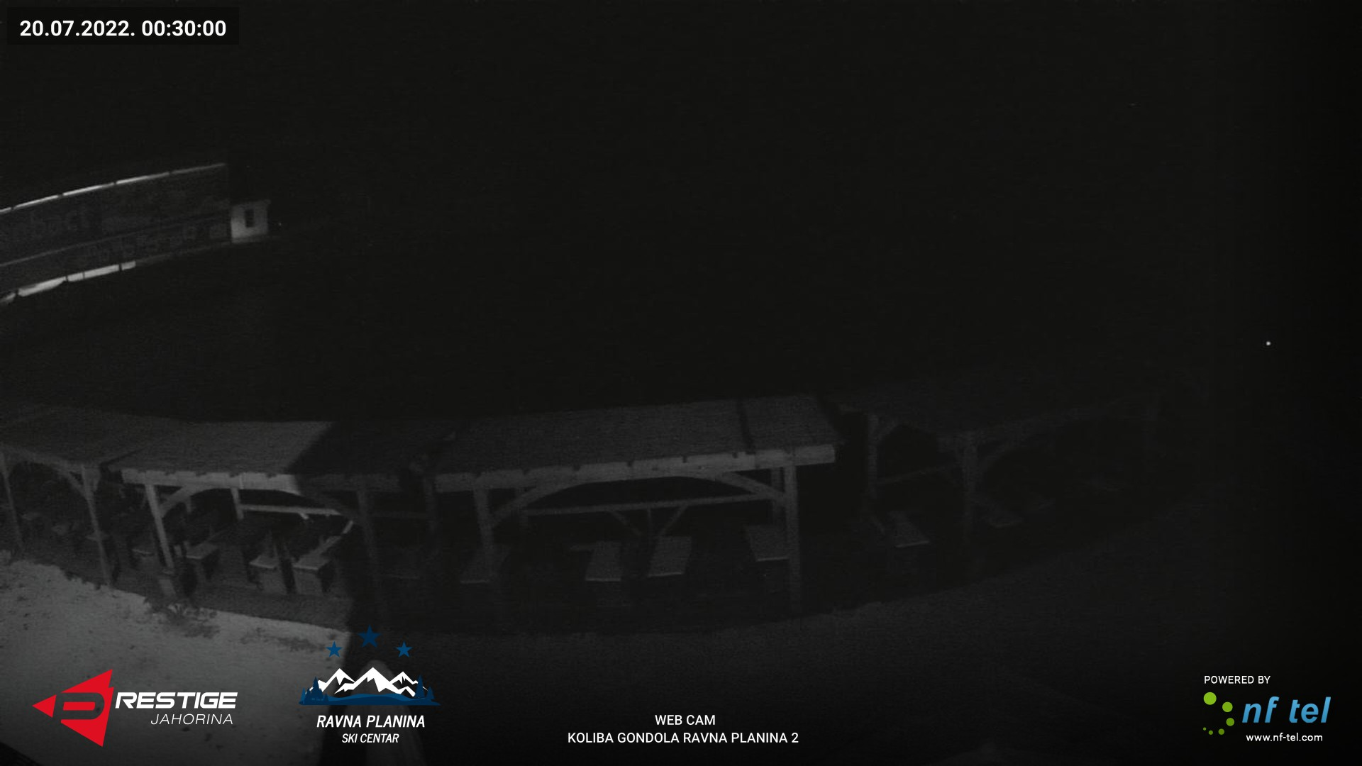 Web Kamera Gondola - Ravna planina